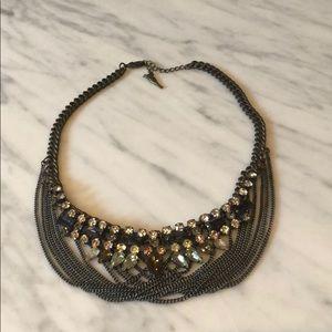 Chloe + Isabel Cluster Jeweled Necklace
